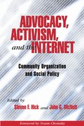 Cover for Advocacy, Activism, and the Internet