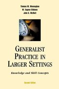 Cover for Generalist Practice in Larger Settings, Second Edition