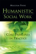 Cover for Humanistic Social Work