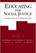 Cover for Educating for Social Justice