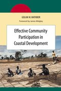 Cover for Effective Community Participation in Coastal Development