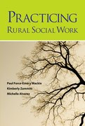 Cover for Practicing Rural Social Work
