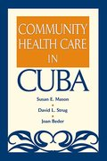 Cover for Community Health Care in Cuba