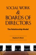Cover for Social Work And Board of Directors
