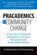Cover for Pracademics and Community Change