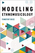 Cover for Modeling Ethnomusicology