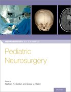Cover for Pediatric Neurosurgery