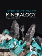 Cover for Introduction to Mineralogy