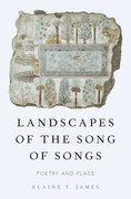 Cover for Landscapes of the Song of Songs