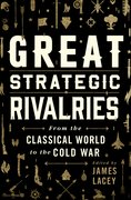 Cover for Great Strategic Rivalries - 9780190620462