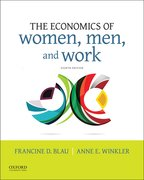 Cover for The Economics of Women, Men, and Work