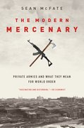 Cover for The Modern Mercenary - 9780190621087