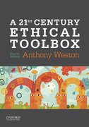 Cover for A 21st Century Ethical Toolbox
