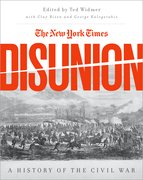 Cover for The New York Times Disunion