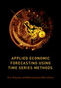 Cover for Applied Economic Forecasting using Time Series Methods
