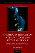Cover for The Hidden History of International Law in the Americas