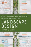 Cover for Professional and Practical Considerations for Landscape Design