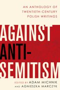 Cover for Against Anti-Semitism