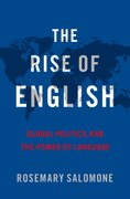 Cover for The Rise of English