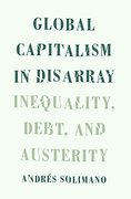 Cover for Global Capitalism in Disarray