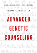 Cover for Advanced Genetic Counseling