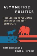 Cover for Asymmetric Politics