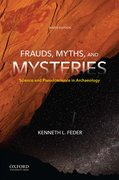 Cover for Frauds, Myths, and Mysteries - 9780190629656