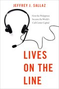 Cover for Lives on the Line