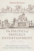 Cover for The Politics of Princely Entertainment