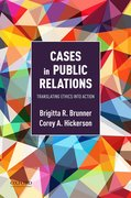 Cover for Cases in Public Relations