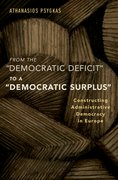 "Cover for From the ""Democratic Deficit"" to a ""Democratic Surplus"""
