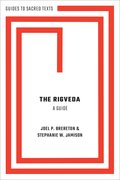 Cover for The Rigveda