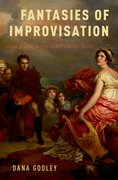 Cover for Fantasies of Improvisation