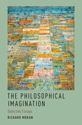 Cover for The Philosophical Imagination