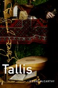 Cover for Tallis - 9780190635213