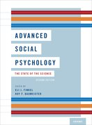 Cover for Advanced Social Psychology - 9780190635596