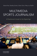 Cover for Multimedia Sports Journalism