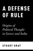 Cover for A Defense of Rule