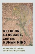 Cover for Religion, Language, and the Human Mind
