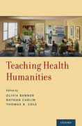 Cover for Teaching Health Humanities