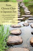 Cover for From Chinese Chan to Japanese Zen