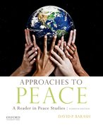 Cover for Approaches to Peace