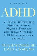 Cover for ADHD