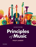 Cover for Principles of Music