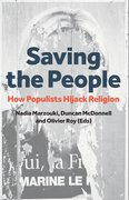 Cover for Saving the People