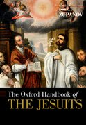 Cover for The Oxford Handbook of the Jesuits