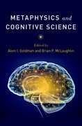 Cover for Metaphysics and Cognitive Science