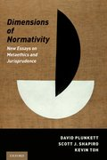 Cover for Dimensions of Normativity