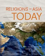 Cover for Religions of Asia Today