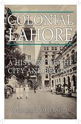Cover for Colonial Lahore